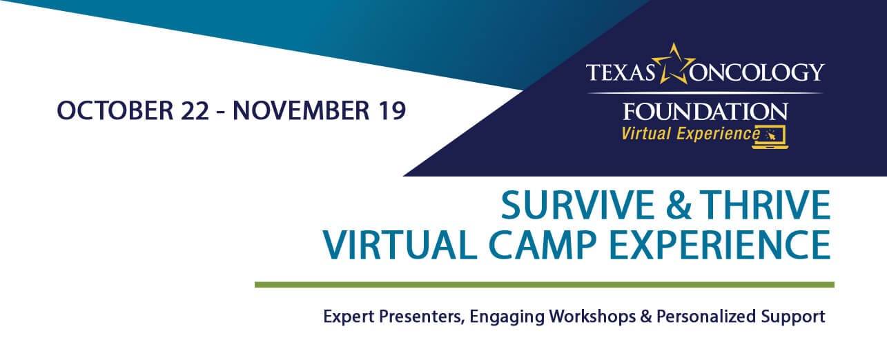 Survive & Thrive Virtual Camp Experience