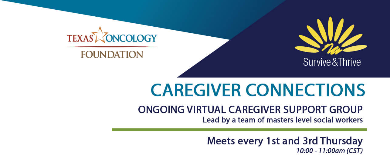 Caregiver Connections Support Group