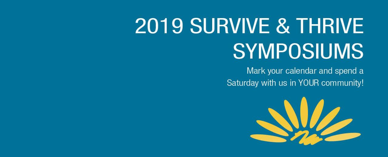 2019 Symposiums